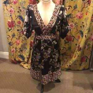 Adorable kimono style dress